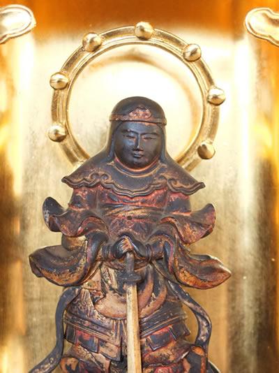 妙見菩薩像