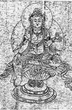 平安期までの妙見菩薩像