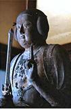 妙見菩薩像は重文